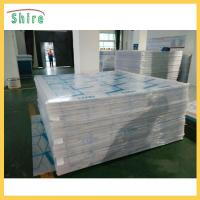 Quality Polycarbonate Sheet Plastic Protection Film Hot Temperature Endurable for sale