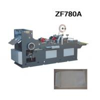 Buy cheap Chinese envelope making and pasting machine product