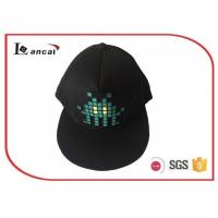 Buy cheap Customized 6 panel cotton sports baseball caps with high fashion 3D Embroidery product