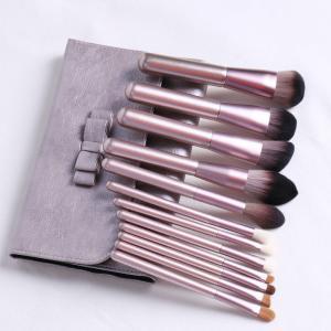 Quality Convenient Makeup Artist Brush Set , Mini Foundation Brush Magic Retractable for sale