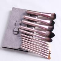 Buy cheap Convenient Makeup Artist Brush Set , Mini Foundation Brush Magic Retractable from wholesalers