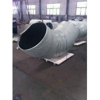 Quality Big size butted welding carbon steel bend for sale