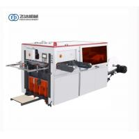 Quality FD-970*550 paper blanks creasing roll die cutting machine for paper packaging for sale