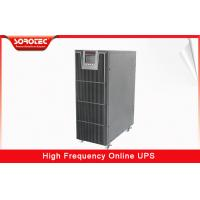 Quality Reliable 3 phase Online High Frequency UPS Uninterruptible Power Supply 20KVA/18KW for sale