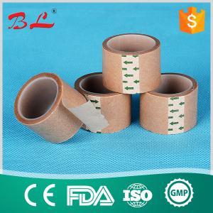 Surgical micropore paper tape non woven tape white and skin colour