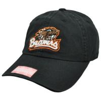 Quality Cotton Ladies Baseball Caps With Metal Buckle , Promotional Black Racing Cap With 3d Embroidery Logo for sale
