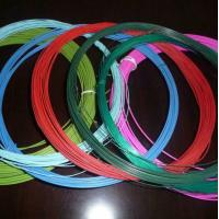 Buy cheap ISO factory pvc coated binding wire from wholesalers
