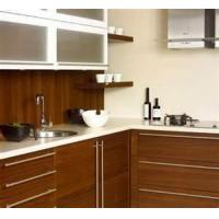 Quality waterproof seamless Solid Surface countertop, elegant texture vanity tops, table tops for sale