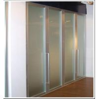 Sliding Closet Doors with Frosted Glass 686 x 741