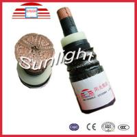 Quality High Voltage Power Cable With PVC Jacket for sale