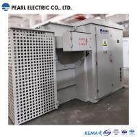 Quality Hermetic padmounted transformer with capactity of 2400 kva for sale