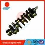 Quality truck engine parts manufacturer 4JJ1 crankshaft 8973888280 for Isuzu D Max RODEO NLR85 for sale