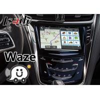 Buy Android 6.0 Video Interface Navigation Box for Cadillac CTS / XT5 2014-2018 with at wholesale prices