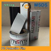 China Temporary Self Adhesive Film Roll Customized Self Adhesive Clear Film on sale