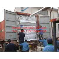 Buy cheap 20ft PP woven dry bulk container liner for PP, PVC, PE ,PET resin product