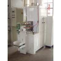 Quality Semi Automatic 25kg Valve Bag Packer 200BPH With Pneumatic Feeder for sale