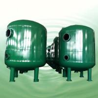 SQ type auto by pass  filter for soften , salty , waterworks water filteration