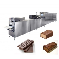 China Multifunctional Automatic Chocolate Candy Making Machine on sale