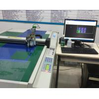 Quality Mobile phone adhensive material cnc cutting table for sale