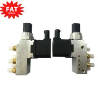 Quality Air Suspension System Repair Kits Air Solenoid Valve Block For W211 W219 E - Class CLS 2113200158 2113200258 for sale