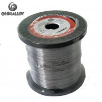 Quality Ni80Cr20 0.07 - 0.1mm High Voltage Ignition Cable With  High Resistivity for sale