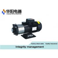 Quality 1 Hp 1.5 Hp Industrial Water Booster Pump , Whole House Water Pressure Booster System for sale
