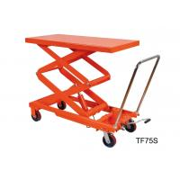 Quality Flexible Hand Hydraulic Lift Table Folding Joystick Structure For Wood Working for sale