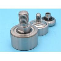 Buy cheap Customized Durable Threaded Track Rollers , Track Roller Bearing With Stud from wholesalers