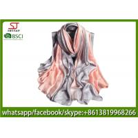 Quality New fashion wholesale colorful frayed piping ombre freehand sketching lightweight scarf 130*180cmsummer spring shawl for sale