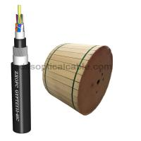 Quality GYFTZY33 Undersea Fiber Optic Cable SM MM With Flame Retardant Sheath for sale