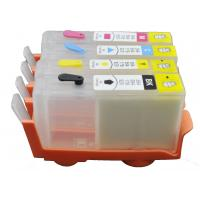 China HP920 hp940 hp364 hp564,hp178,hp862 refillable ink cartridge with new chips on sale