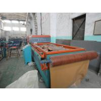 Quality Two Sides Cold Pressure Formed WPC Door Machine , Seamless MgO Board Production Line for sale