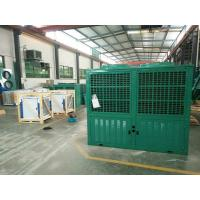 Quality Walk In Cooler Condensing Unit , 10HP Air Cooled -10 ℃ Copeland Compressor Condenser Unit for sale