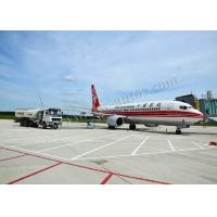 Quality Aviation Kerosene Fuel Delivery Tank Truck , 20CBM Airport Refueling Truck for sale