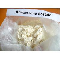 Quality Abiraterone / Abiraterone Acetate Sex Enhancing Drugs 154229-19-3 for Prostate Cancer Treatment for sale