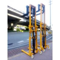 Quality Double mast manual stacker CTY series 1000kg 3000mm hand pallet lifer with high quality for sale