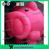 Quality Cute Event Inflatable Cartoon Pig Mascot Birthday Decoration inflatable Animal for sale