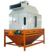 Quality MKLN Biomass Machinery Counter Flow Cooler With Stainless Steel Structure for sale
