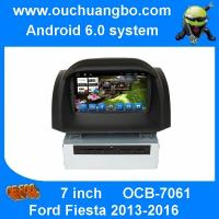 Buy cheap Ouchuangbo auto dvd radio for Ford Fiesta 2013-2016 with android 6.0 gps navi biuetooth HD video product