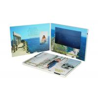 """Quality Business Promos LCD Screen Video Brochure2.4"""" 4.3"""" Full Color Printing for sale"""