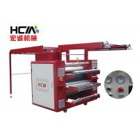 Quality High Speed Lanyard Printing Roller Heat Press Transfer Machine For Ribbon for sale