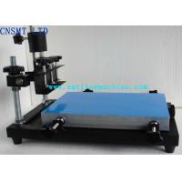 Quality Durable Smt Machine Parts Solder Paste Manual Silk Screen Printing Station Handprinting Station for sale