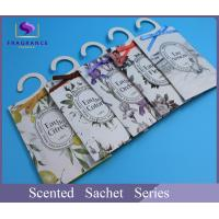 Buy cheap Air Freshener Promotional Gift Used Scented Envelope With Offset Printing product