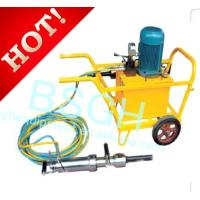 Quality professional hydraulic automatic concrete splitter machine for sale