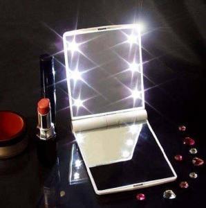 China LED Light Cosmetic Mirror,Lighting Makeup Mirror on sale