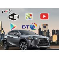 Quality Lexus 2019 UX / ES Android Car Navigation Box Multimedia Video Interface for sale