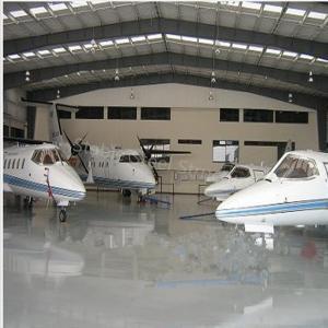 Modern Steel Structure Hangar Building with Best Plan and economic design