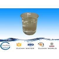 Buy cheap BV ISOcleanwater colorless sticky liquid Poly Dadmac PH 3.0~6.0 textile dyeing industry waste water treatment product