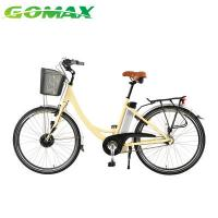 Quality Bicycle Dynamo Light Ladys City Electric High Quality Pedal Assisted Cargo Bike for sale