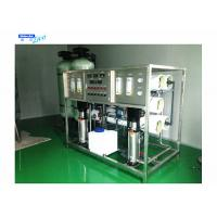Quality 3 Stage Reverse Osmosis Water Treatment System , Industrial Water Treatment Plant for sale